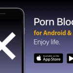 Εφαρμογές αποκλεισμού ροζ ιστοσελίδων για Android και iPhone