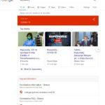 Το Google και το Facebook στον αγώνα κατά του κορωνοϊού