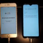 Μετάβαση από κινητό Android σε IPhone 8 Plus και IPhone 10