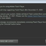 Το Adobe Flash Player καταργείται στις 31 Δεκεμβρίου 2020